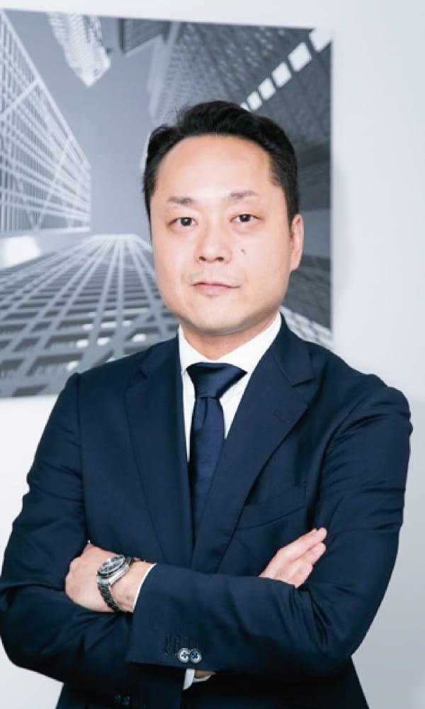 代表取締役 清⽔ 仁